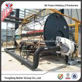 Générateur simple/double d'eau chaude de chaudière à vapeur à gaz de tambour de basse pression de turbine à vapeur
