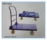 Le pliage Flatform part pour le transport du chariot