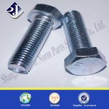 Tornillo Hex A307 del nivel superior