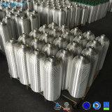 ISO7866 0.5L 1L 2L 5L 10Lのアルミニウム酸素の二酸化炭素シリンダー