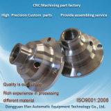 Gute Qualitäts-CNC, der Selbstmaschinen-Reserve-Edelstahl-Teil maschinell bearbeitet