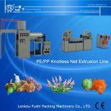 El procesamiento de PE Knotless estable de la máquina de extrusión Net