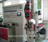 Linha de formação de espuma química da extrusão de cabo do equipamento de fabricação para o cabo de uma comunicação