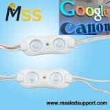 0,96W e 2 PCS a luz do módulo de leds 2835 LED SMD