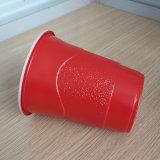 Bereifte Surface16oz 450ml pp. rote Partei-Wegwerfplastikcup des direkten Fabrik-Großverkauf-