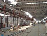 Andy de Tekening van de Prefabricated Factory Structuur van het Staal