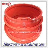 チューブレス3 Piece/5部分か内部管OTRの車輪の縁(51X22 51X40 57X29 57X32 57X36 57X44 57X47)