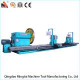 中国の回すための専門の旋盤機械管(CG61200)を溶接する14メートルを