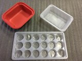 Nahrungsmittelbehälter des Nahrungsmittelspeicher-Gebrauch-Schwarz-Wegwerfabsorptionsmittel-pp. mit Kappe