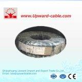 전선을 타전하는 낮은 전압 구리 코어 PVC 절연제 집