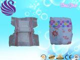 Couches-culottes superbes de bébé d'absorption et de qualité avec la bande magique