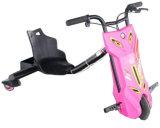 Un motorino elettrico delle tre rotelle per lo spostamento dei bambini