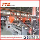 Máquina de reciclagem de plástico de resíduos PP em Zhejiang