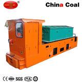 Cay12/9gp explosif des mines de charbon Locomotive électrique alimenté par batterie