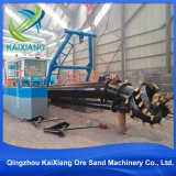 중국에서 판매를 위한 250 Cbm/H 유압 절단기 흡입 준설선
