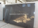 China G654 Impala Grey Granite Half Slab