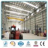 La fábrica de China hace el edificio/el almacén/el taller/el hangar de la estructura de acero