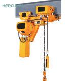 높은 작업 효율성 10t 전기 체인 호이스트