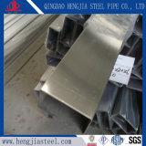 AISI 201 ha saldato il tubo rettangolare dell'acciaio inossidabile per i ricambi auto
