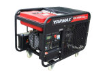 Yarmax 3 van de Diesel van de Fase Water Gekoeld Diesel van de Generator Reeks van de Generator 8.5kVA-9.5kVA Ce Ym12000e van Genset ISO9001