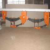 Sistema di sospensione del rimorchio del camion pesante