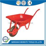 Construção popular ferramenta vermelho Wheelbarrow Ferro (WB5208)
