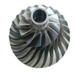 O propulsor de aço inoxidável produto do processo de Cera Perdida com ótimo preço