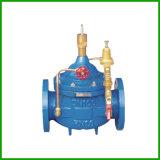 Válvula de control hidráulica de flujo de la válvula de control de flujo