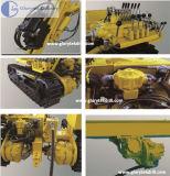 El coste económico las máquinas de perforación de barrenos de tierra