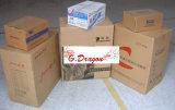 Cartons de cartons d'expédition bourrant le cadre de expédition en mouvement (CT1004)