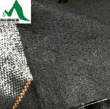 PP에 의하여 길쌈되는 잡초 방제 매트 위드 방벽을%s 를 사용하는