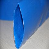 Plastic Slang van pvc Layflat van de hoge druk de Flexibele 2 Duim
