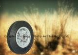 """[هيغقوليتي] 8 """" [إكس2] """" عجلة صلبة مع بلاستيك أو معدن ([بو3204])"""