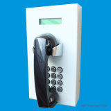 ホットラインLCDの電気通信の公衆電話Knzd-05LCD