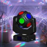 Gaga Leuchte 12 PCSCREE RGBW LED Fußball-Effekt-Leuchten