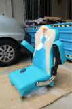 아이들 사랑스러운 파란 분홍색 빨간 안마 Pedicure 의자