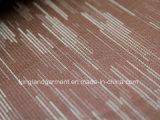 Poliéster de calidad Jacquard rayas de diseño de ancho ancho Table Cloth