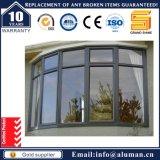 Nh52 het Thermische Openslaand raam van het Aluminium van de Onderbreking met SGS