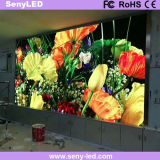 Pequeña pared de la visualización video LED del pixel HD de P2.5mm