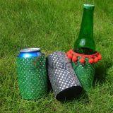 El neopreno Shinny puede enfriador, puede titular, botella de cerveza del refrigerador (BC0061)
