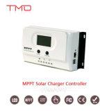 Carga solar das baterias do painel solar do controlador 12V 24V da carga de MPPT 15A LCD