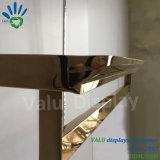Ue-förmig hängende Schienen-/Shelf-Halterung für das Kleidung-Hängen