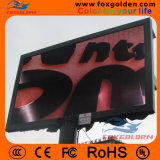 P8 la commercialisation des produits de plein air Affichage LED SMD