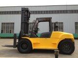 De Diesel 10ton -12ton Hydraulische Vorkheftruck van uitstekende kwaliteit voor Verkoop