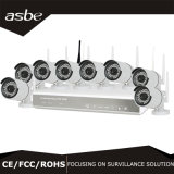 8CH WiFi IP CCTV NVR 장비 감시 카메라