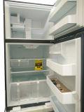 18 куб. Футов нет замерзания нержавеющая сталь холодильник 110V
