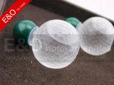Бутылка формы шарика пластичная для шампуня 30ml