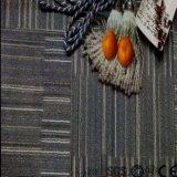 Lvt Teppich-Korn Belüftung-Vinyllose Lagen-Bodenbelag-Planken