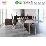 現代オフィス用家具の会合表の特別会議表