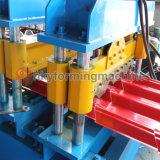 machine de formage de tuiles en acier utilisé pour les bâtiments de la chambre